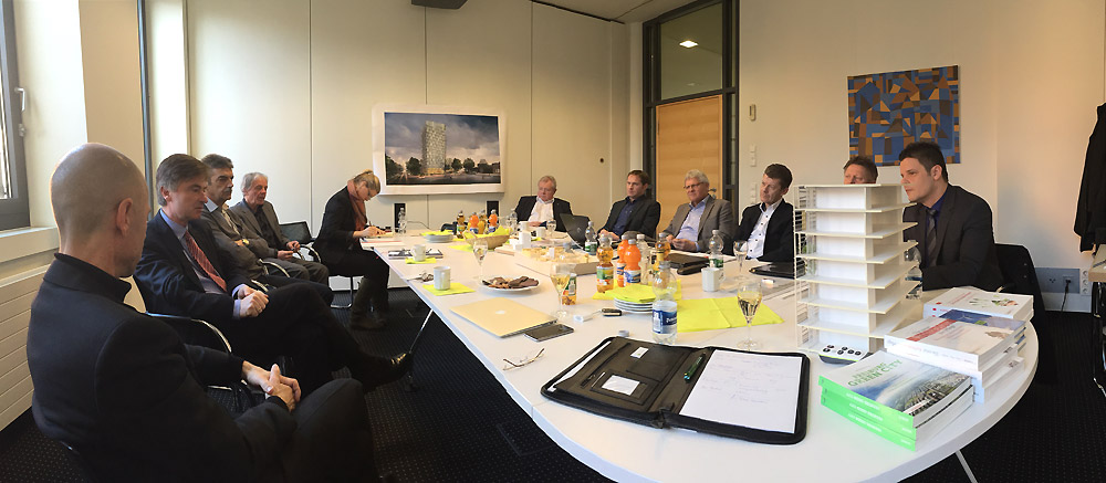 Political Dialogue with Matern von Marschall