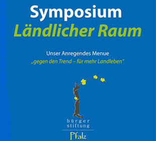 Vortrag Wolfgang Frey auf dem Symposium Ländlicher Raum, Gensingen