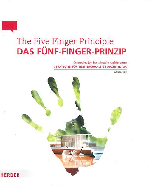 Publikation Wolfgang Frey Das Fünf Finger Prinzip