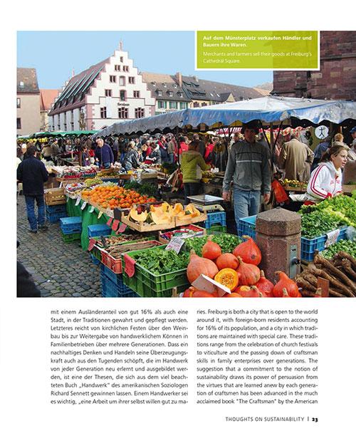Publikation Wolfgang Frey Freiburg Green City