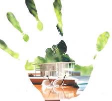 Das Fünf Finger Prinzip der nachhaltigen Architektur