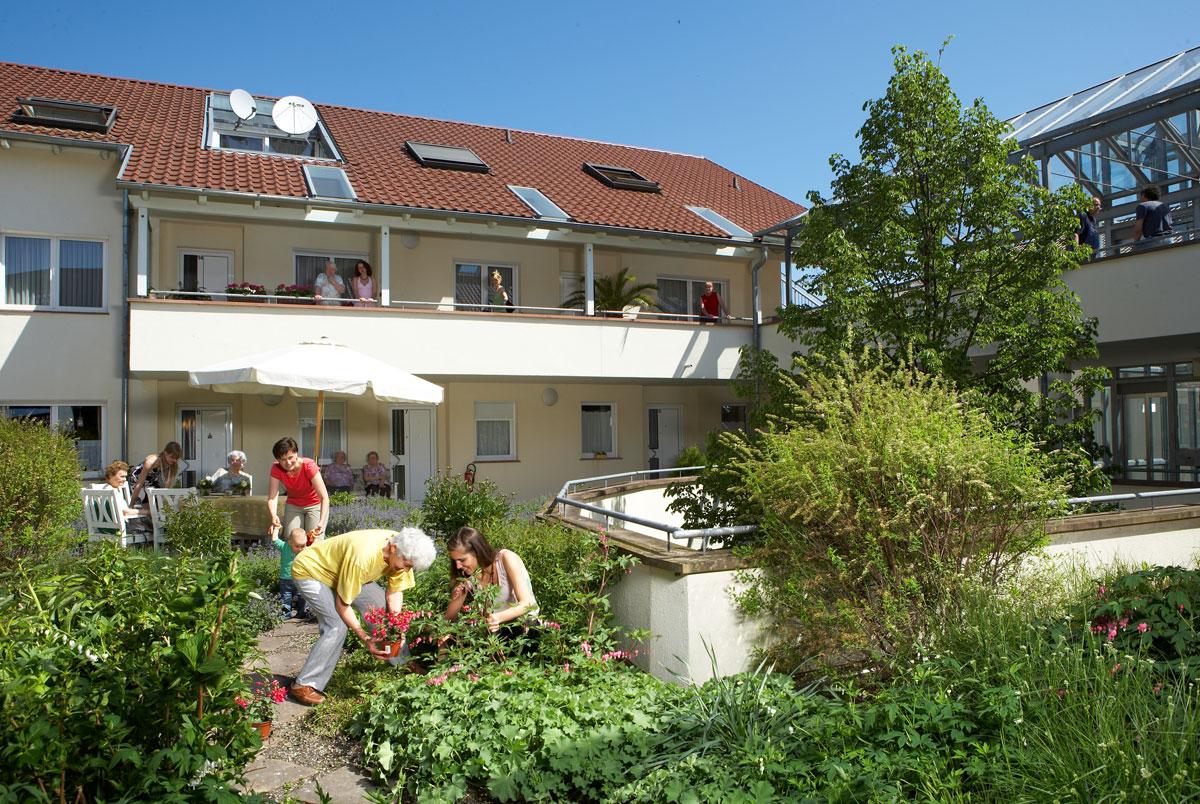 Soziale Architektur - altersgerecht wohnen