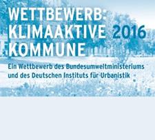 Wettbewerb Klimaaktive Kommune