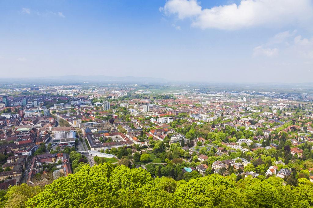 die Öko-Hauptstadt Deutschlands – Freiburg