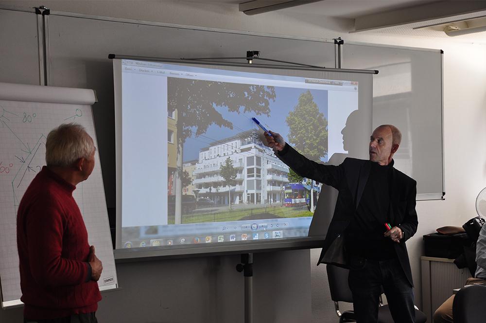 Wolfgang Frey von Frey Architekten über das Fünf-Finger-Prinzip des nachhaltiges Bauens