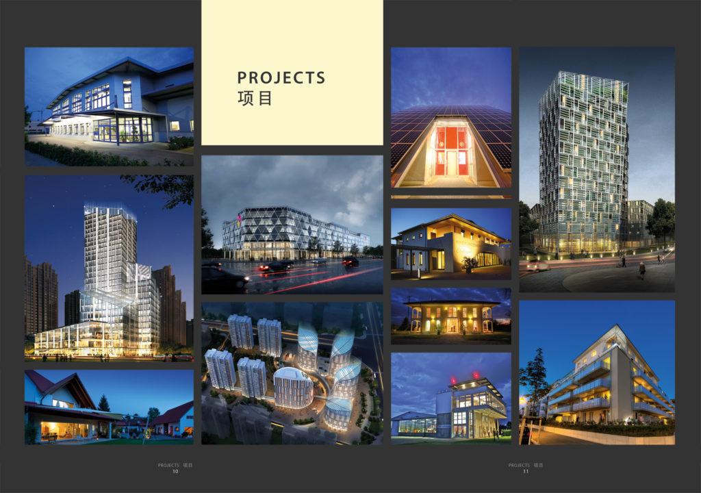 Frey Gruppe Broschüre Frey Architekten FLV pro scholare