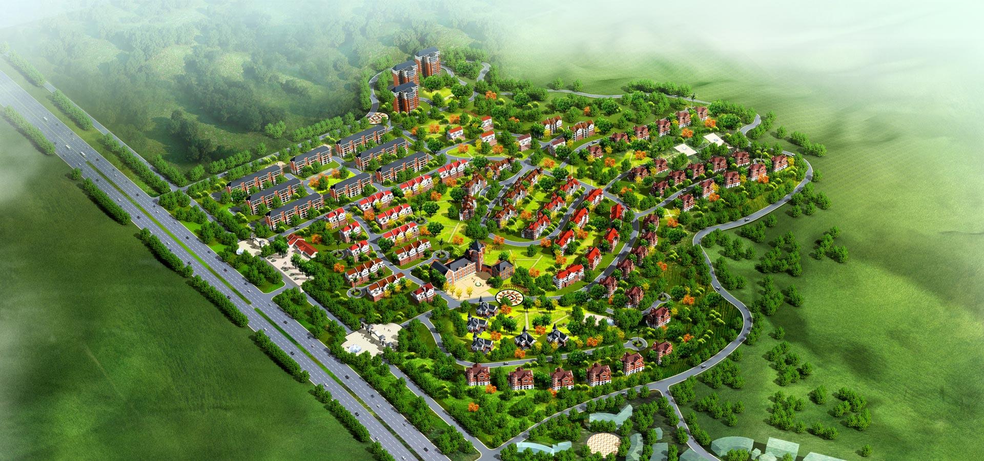 Design Residential Complex Baicaopo