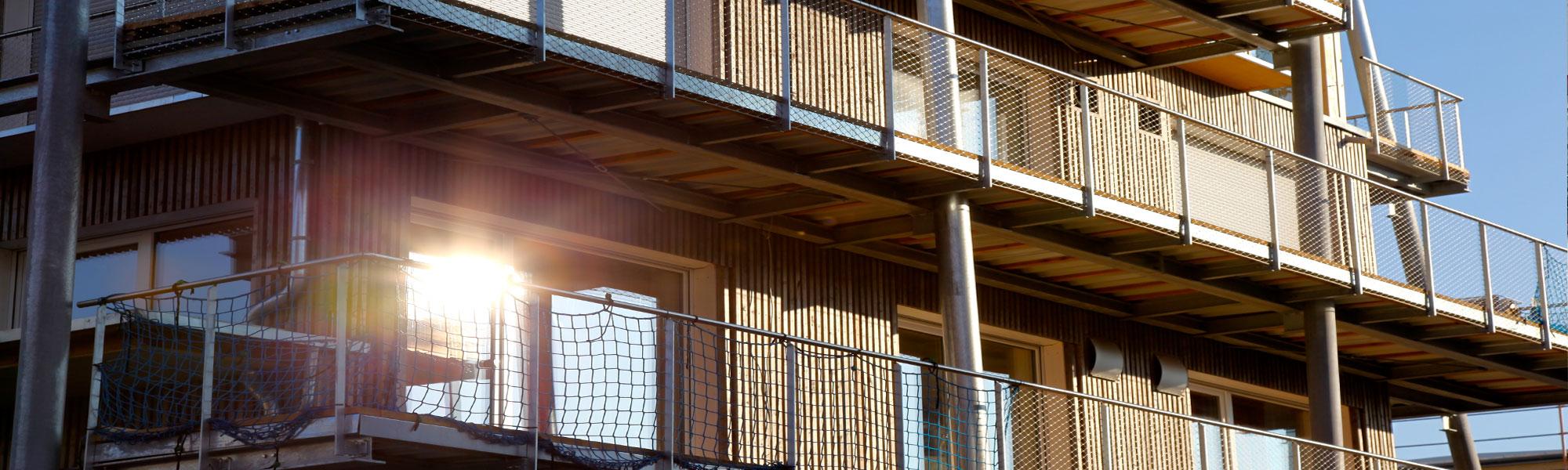 Ökologie in der Architektur: energieeffizient und energiesparend